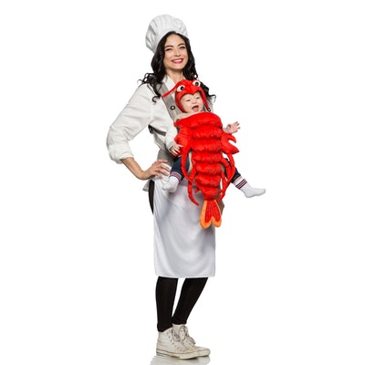 Seeing Red Master Chef & Maine Lobster
