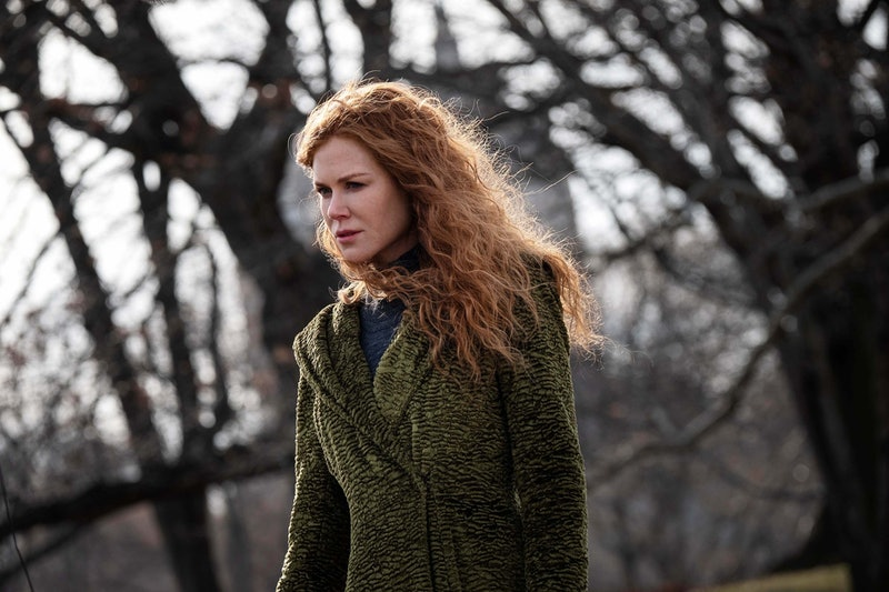 Nicole Kidman in 'The Undoing' coming to HBO in October