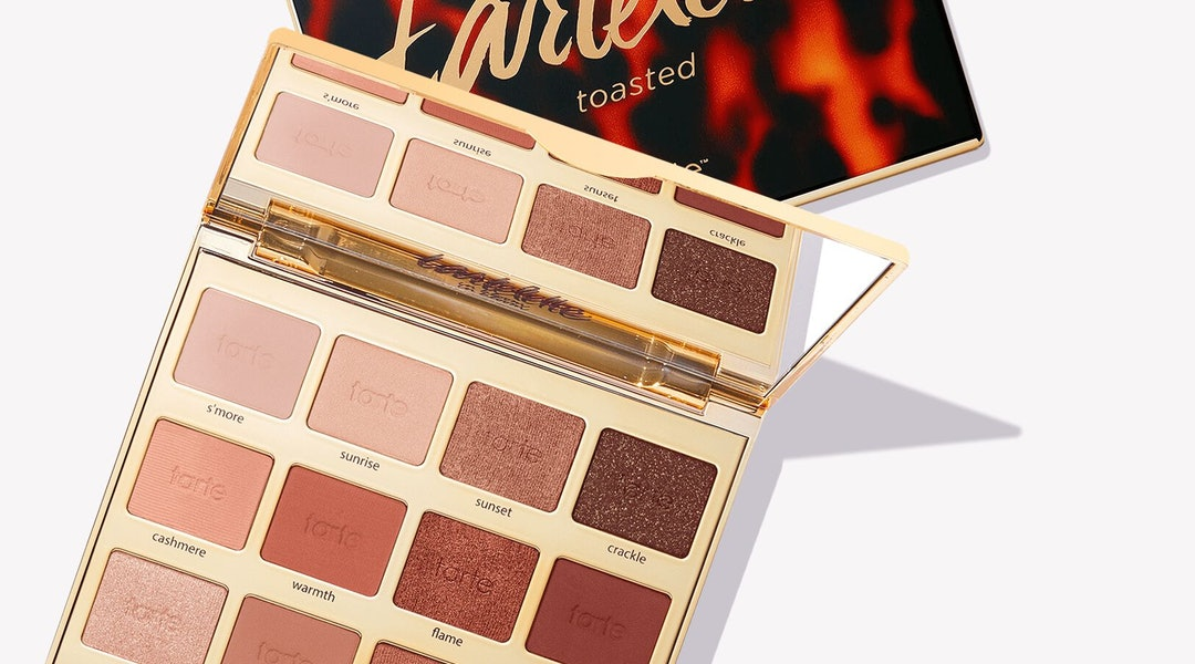 Tarte Birthday Week sale: eyeshadow and cheek palettes for up to 50 percent off.