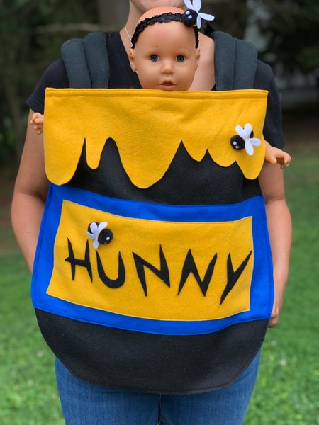 EmBabyBoutique Hunny Pot Halloween Costume
