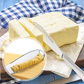 Stainless Steel Butter Spreader Knife (3-Pack)