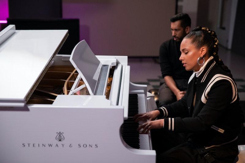 Song Exploder Netflix Alicia Keys and Hrishikesh Hirway