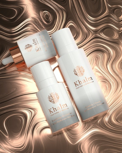 Khalm Skincare has launched with three products to start.