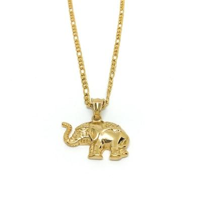 Delilah Elephant Charm