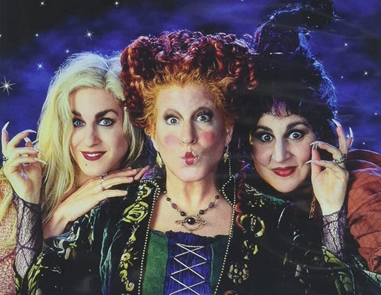 'Hocus Pocus' is going to be playing a bunch on Freeform's 31 Nights Of Halloween.