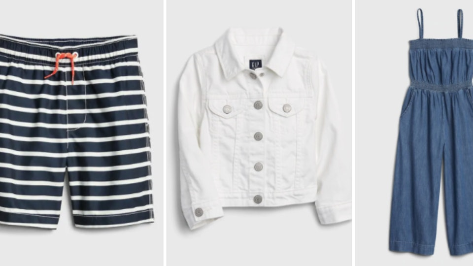 Gap Kids and Gap Baby labor day sale