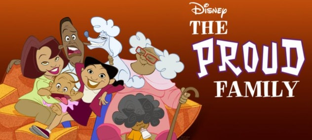 The Proud Family is a beloved cartoon from the early 2000s