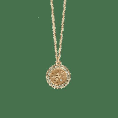 Amulet Peace Necklace Pave