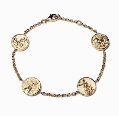 Greek Goddess Bracelet