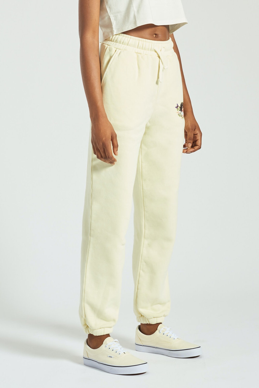 WOODLAND ANGELS PATCH JOGGER HONEY SUCKLE