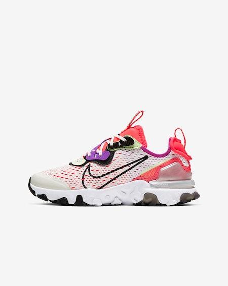 Big Kids Shoe Nike React Vision