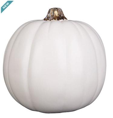 "6.5"" Cream Craft Pumpkin by Ashland®"