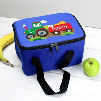 Personalised Lunch Bag for Boys - CurlyMangoGifts
