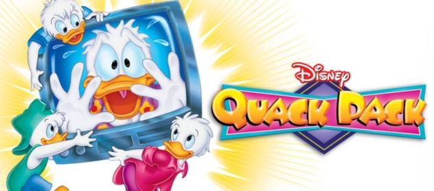 Quack Pack is a 1990s follow up to DuckTales
