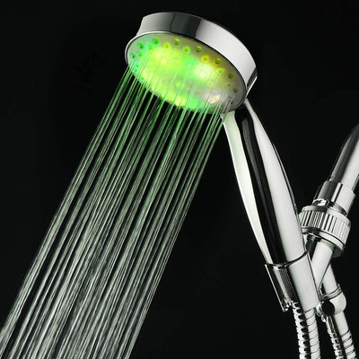 KAIREY LED Color Changing Handheld Shower Head