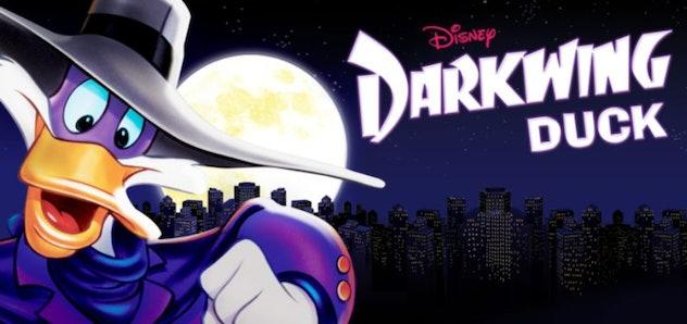 Darkwing Duck is an old cartoon to stream on Disney Plus