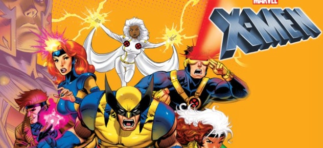 All seasons of the X-Men animated cartoon from the 1990s are available on Disney+