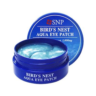 Bird's Nest Aqua Eye Patch (60 Patches)