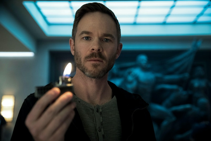 Shawn Ashmore in 'The Boys'