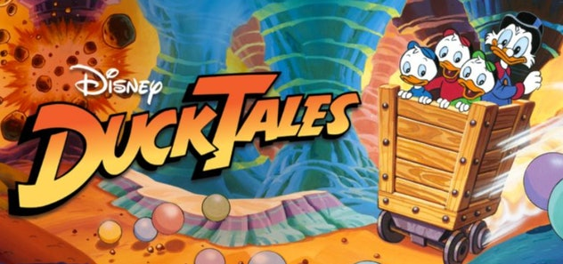 DuckTales is a beloved cartoon from the 1980s