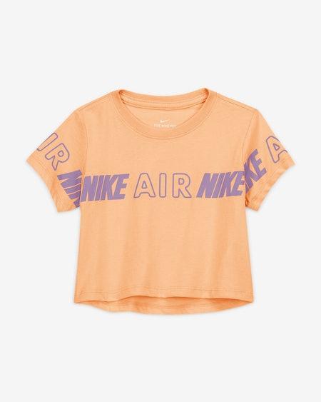 Big Kids Cropped T-Shirt