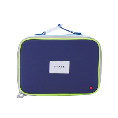 STATE Bags The Roger Lunchbox in Navyneon