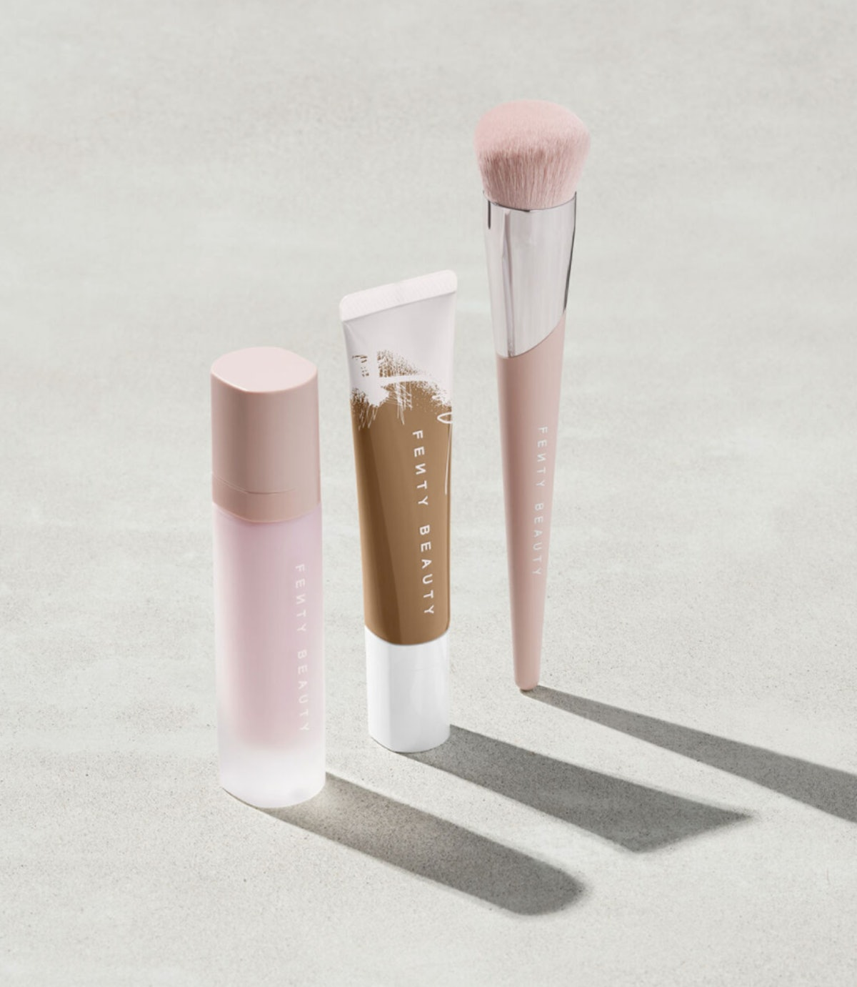 Fenty Beauty Hydration Complexion Essentials With Brush