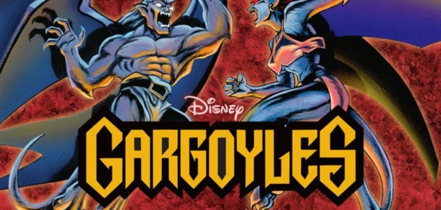 Gargoyles is a classic show from the mid-1990s