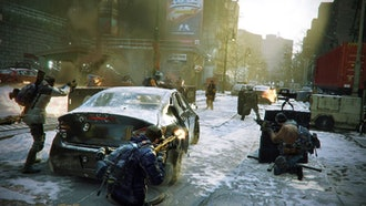 """""""Tom' Clancy's The Division"""""""