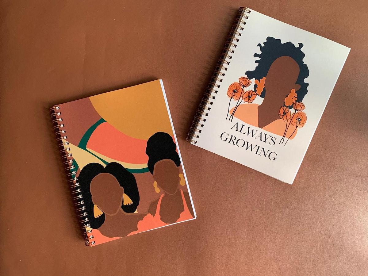 Bundle Notebooks for Black Women