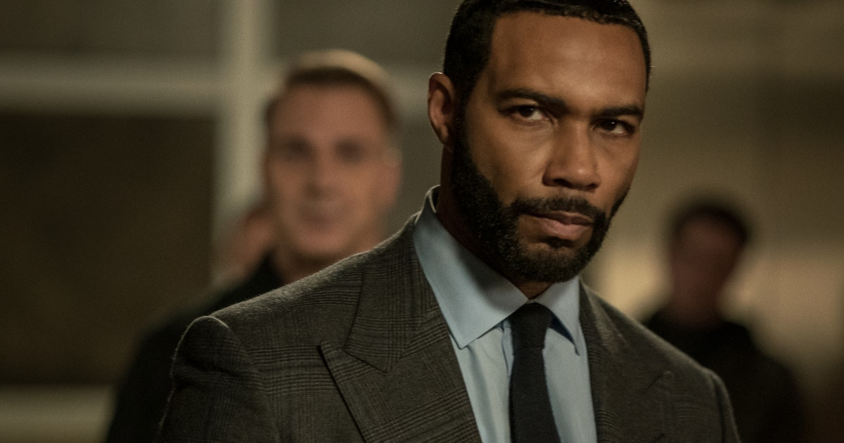 Image of article 'Omari Hardwick Isn't In 'Power Book II' — But You May Not Have Seen The Last Of Ghost'