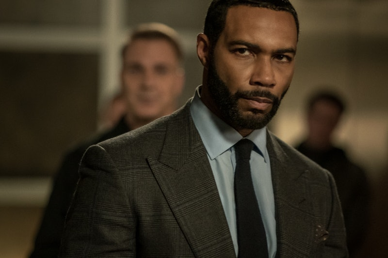 Omari Hardwick as Ghost in 'Power'