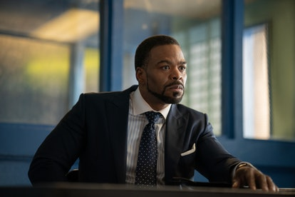 Method Man as Davis in 'Power Book II: Ghost'