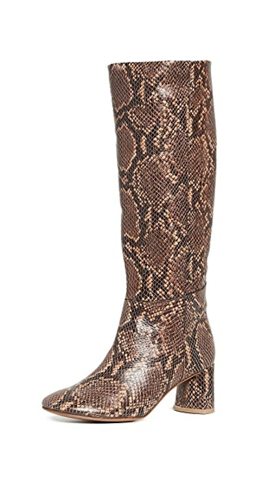 Donna Tall Boots