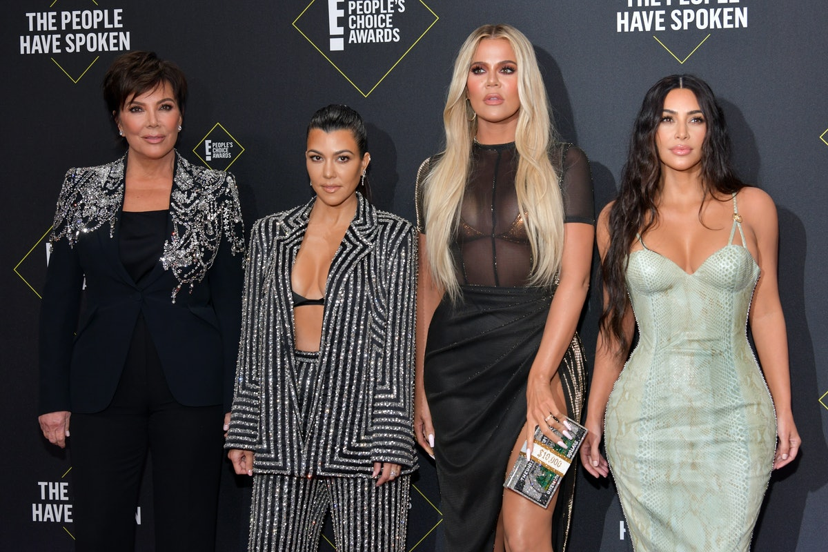 The 'Keeping Up With The Kardashians' Cast Then Vs. Now Is So Different