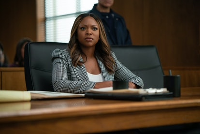 Naturi Naughton as Tasha in 'Power Book II: Ghost'