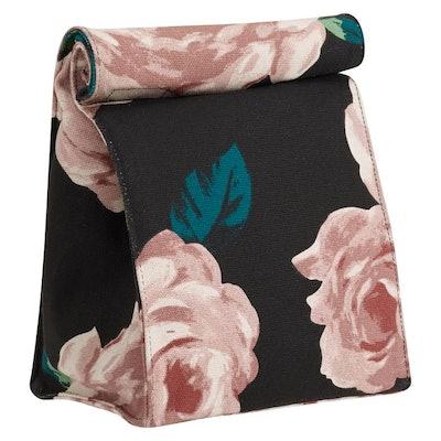 The Emily & Meritt Bed of Roses Sack Lunch Bag