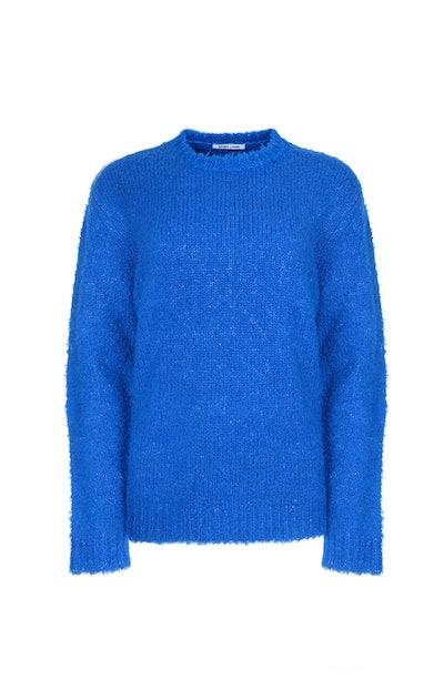Bebe Sweater in Cobalt