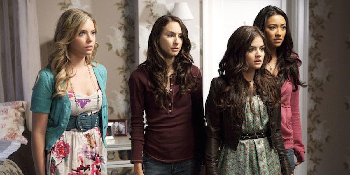 'Pretty Little Liars' cast