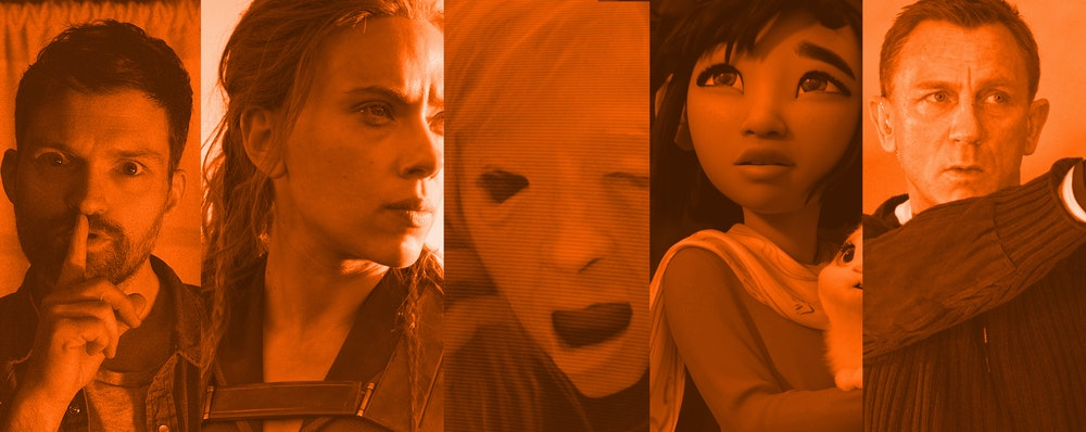 fall movies 2020