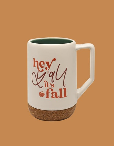 Hey Y'all It's Fall Mug