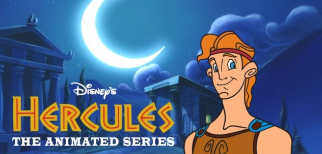 Hercules the animated series is an action-adventure cartoon from 1998