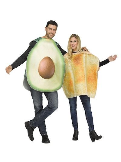 Avocado Toast Couples Costume