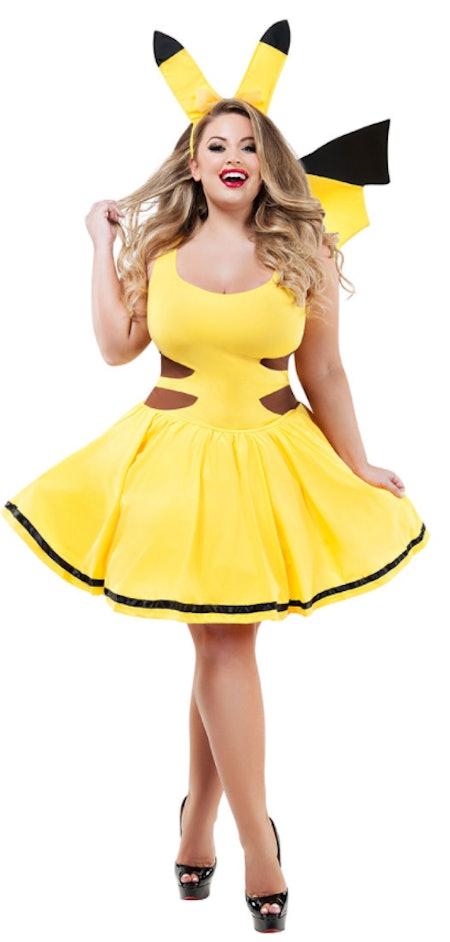 Catch Me Honey Costume Plus Size