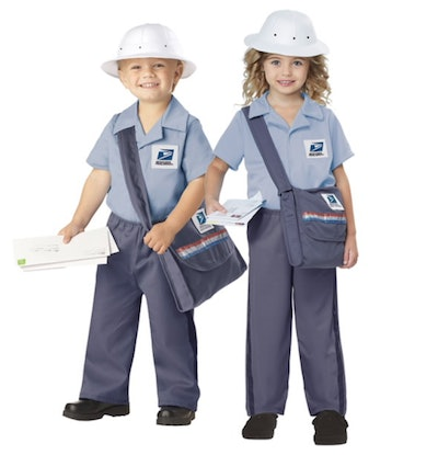U.S. Mail Carrier Costume