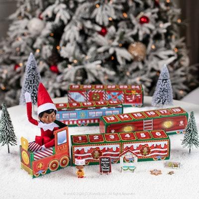 North Pole Advent Train