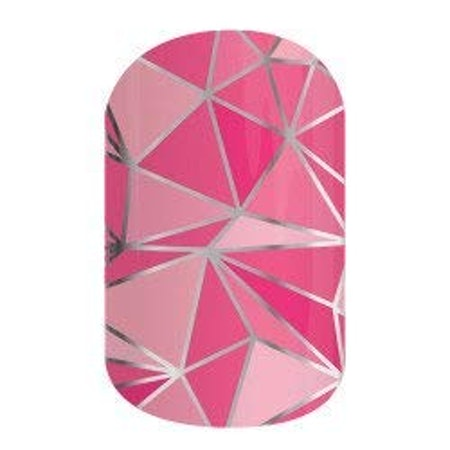 Jamberry Power Of Pink Nail Wrap