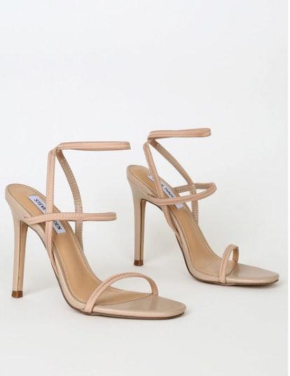 Nectur Nude High Heel Sandals