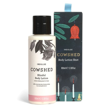 Cowshed Indulge Body Lotion Tree Decoration