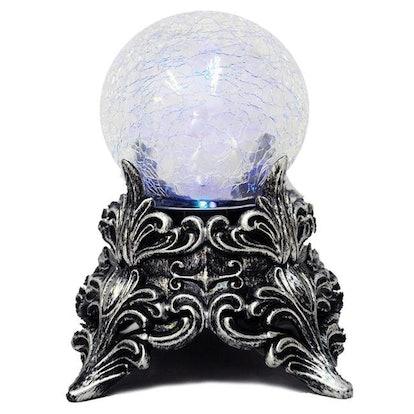 Crystal Ball Mystic Halloween Decoration